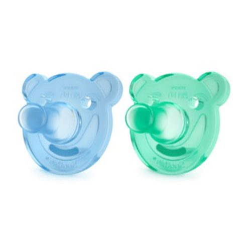 4278-0-3M Bear shaped-Bl & GN